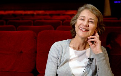 Charlotte Rampling Interview